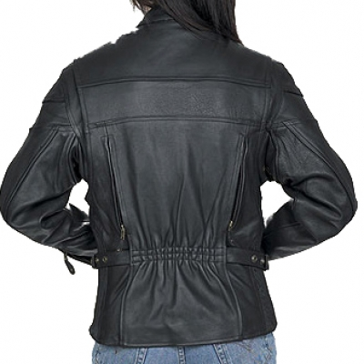 Woman Coat Leather Jacket